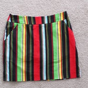 Loudmouth Ladies Golf Skort  Skirt Size 4